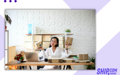 The Easiest Way to Ship from Home